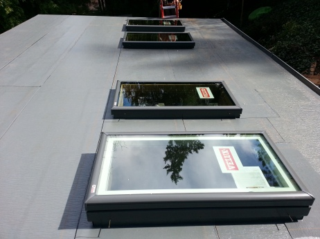 all of our skylights