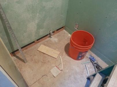toilet closet pre-work