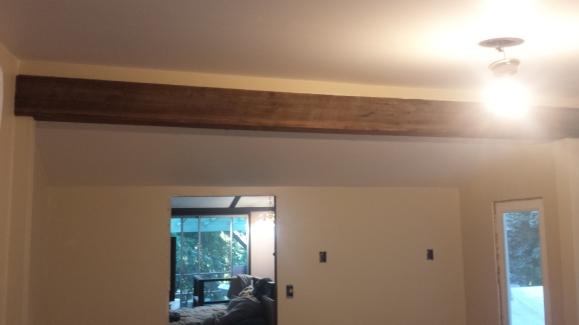 the beam!!