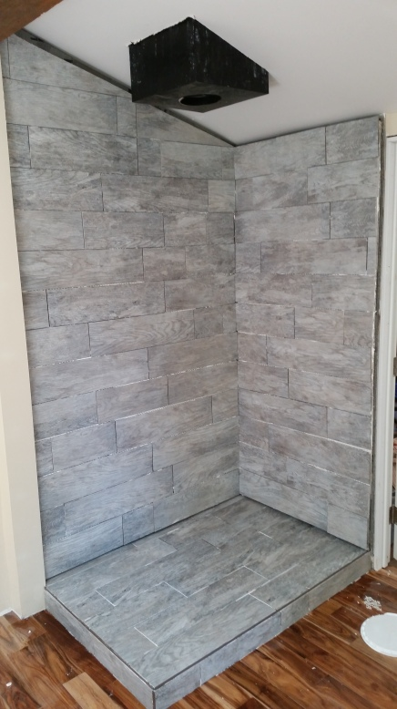all we need is grout!