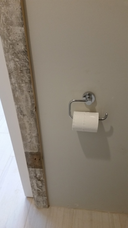 a toilet roll holder!