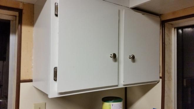 upper cabinet